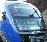 Slovenian Railways uses the IT-3000 for ticket sales