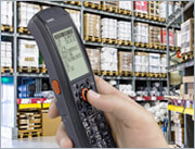 The DT-970 in use while performing order picking tasks